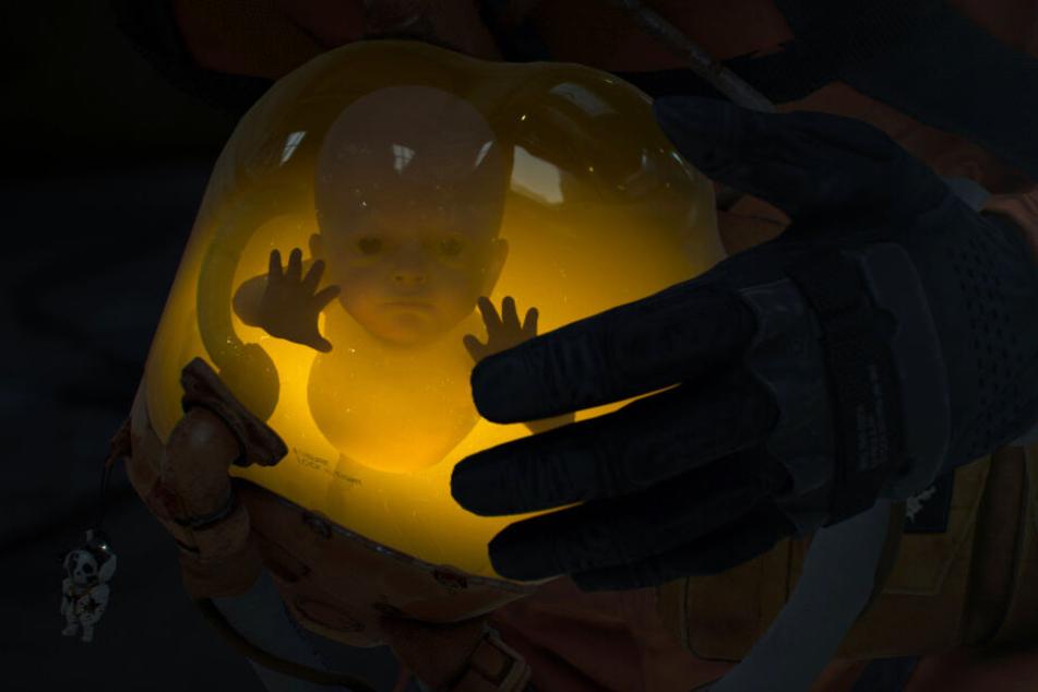 Was hat es mit den Säuglingen auf sich? PS4-Spieler können diesen Rätsel bereits lösen.