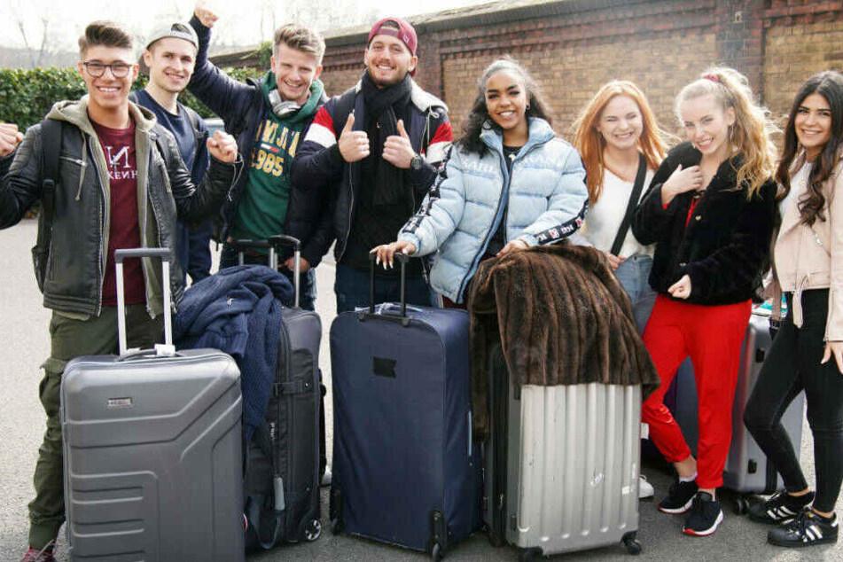 Wer mit wem? Die DSDS-Top10 ziehen ins Hotel nach Köln!