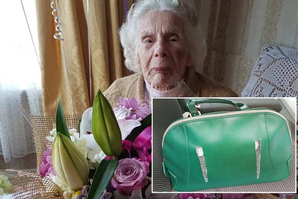 Zofija Kacza wurde im Alter von 100 Jahren brutal überfallen.