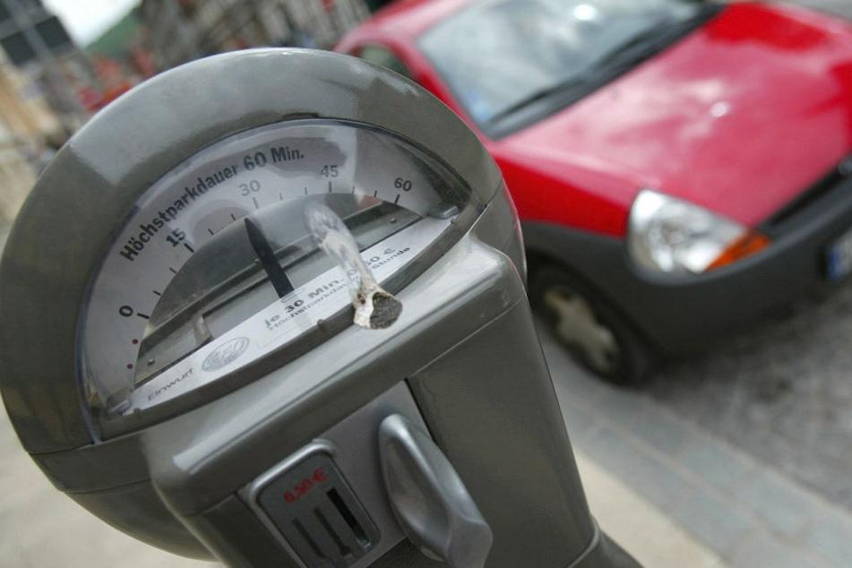 Parkuhren gehörten seit den 50ern zum Stuttgarter Stadtbild. Jetzt verschwinden die Letzten. (Symbolbild)