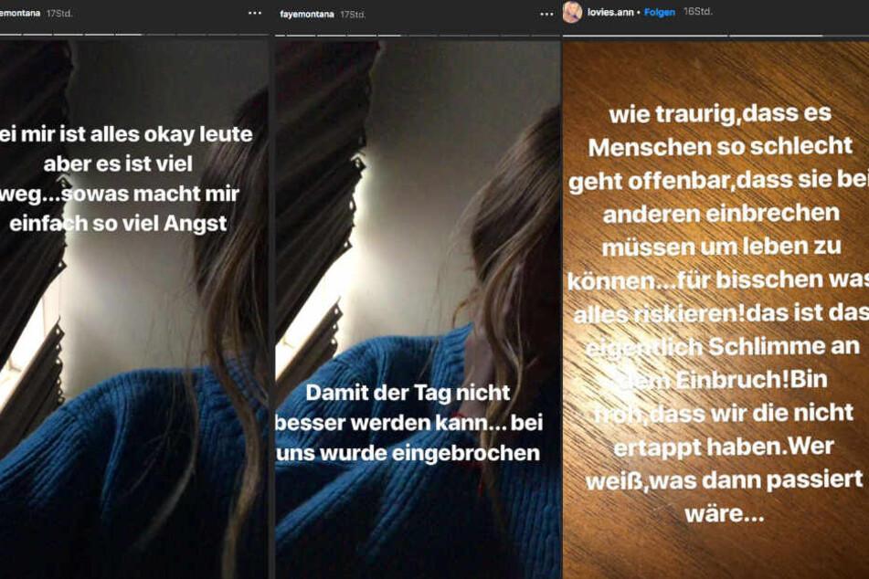 Auf Instagram machten Mutter und Tochter ihrem Ärger Luft.