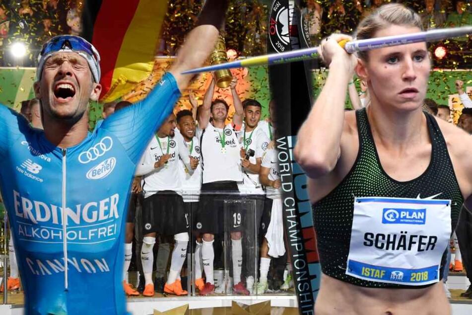 Besser geht's nicht: Das sind Hessens Top-Sportler!