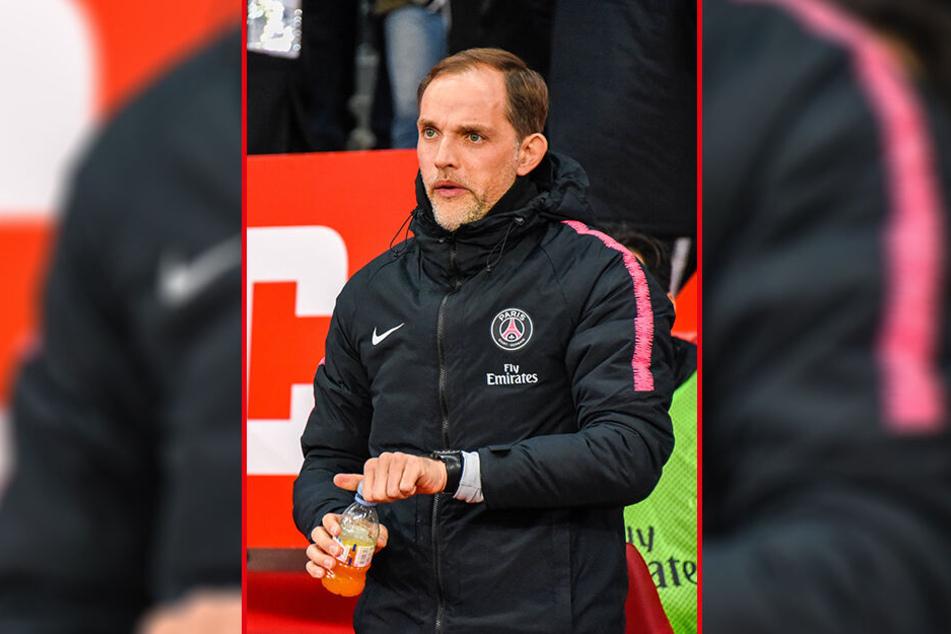 Trainer Thomas Tuchel kommt am kommenden Dienstag mit Frankreichs Meister PSG nach Dresden. Welche Stars hat er dann wirklich im Gepäck?