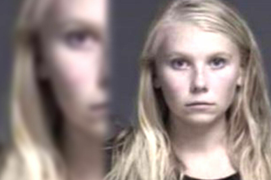 Brooke Skylar Richardson (20) fühlte sich von der Nachricht, dass die schwanger war komplett überfordert.