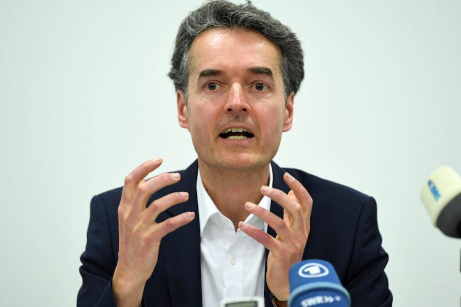 Der Heidelberger Diplom-Kaufmann Alexander Mitsch (50) ist Vorsitzender der Werte-Union.