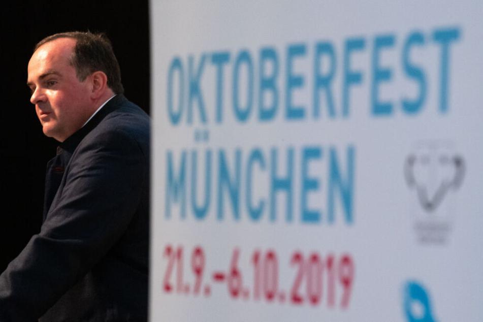 Clemens Baumgärtner (CSU), neuer Wiesnchef.