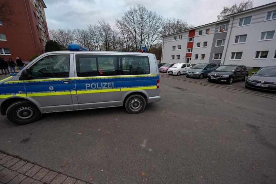Die Polizei ermittelt nach einer Messerattacke in Bielefeld Baumheide.