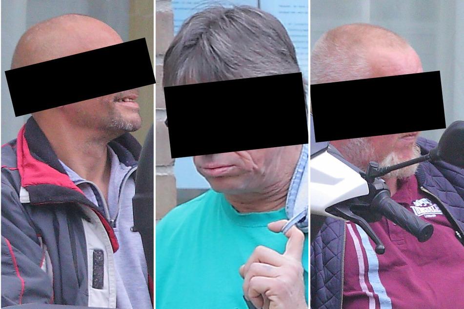 """Trio bedrängt Frau (69): """"Wir brauchen keine Linken in Prohlis!"""""""