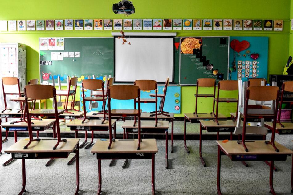 Viele Schüler werden erstmal nicht in die Schule gehen.