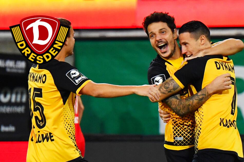 Dynamo-Neuzugänge müssen nach erstem Tor in die Mannschaftskasse einzahlen!
