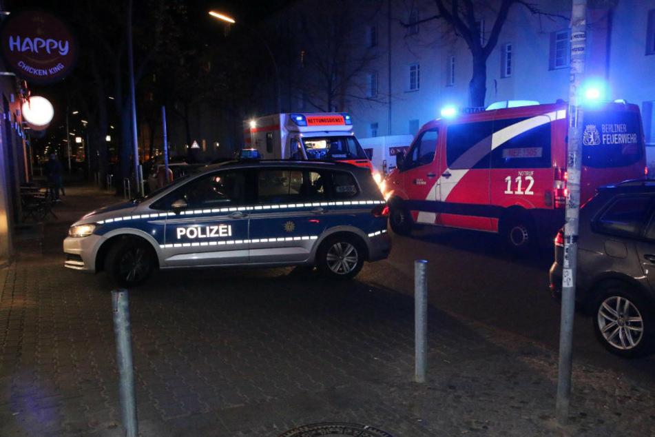 Berlin: Blutiger Streit in Neukölln: Verletzter mit Kopfplatzwunde