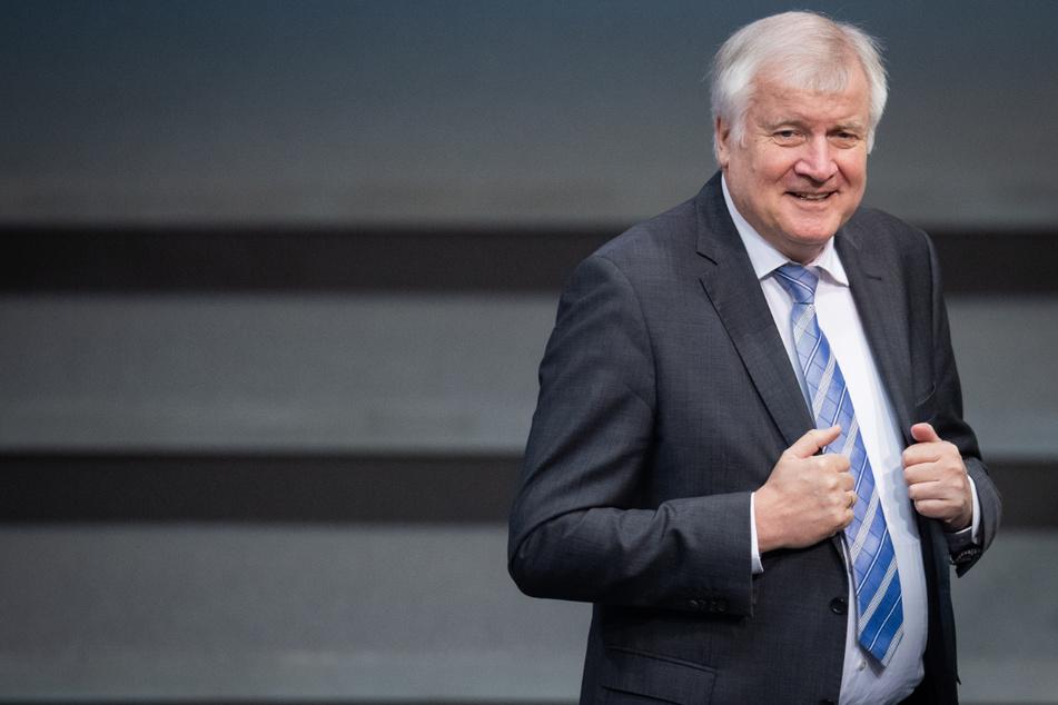 Bundesinnenminister Horst Seehofer (72, CSU) hat den Flüchtlingsplänen von Thüringen eine Absage erteilt.