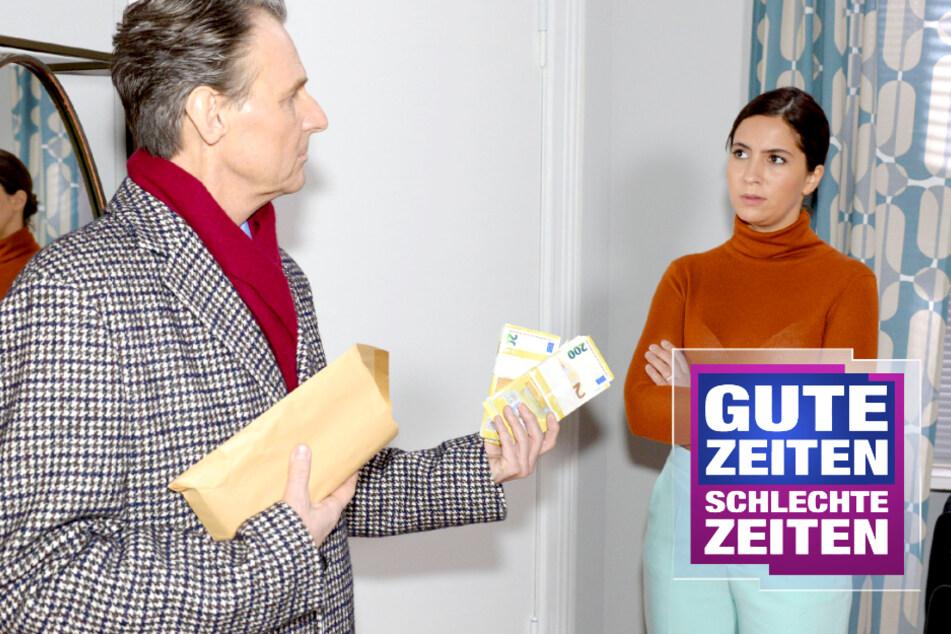 GZSZ: GZSZ: Jo Gerner völlig verzweifelt! Begeht er einen großen Fehler?