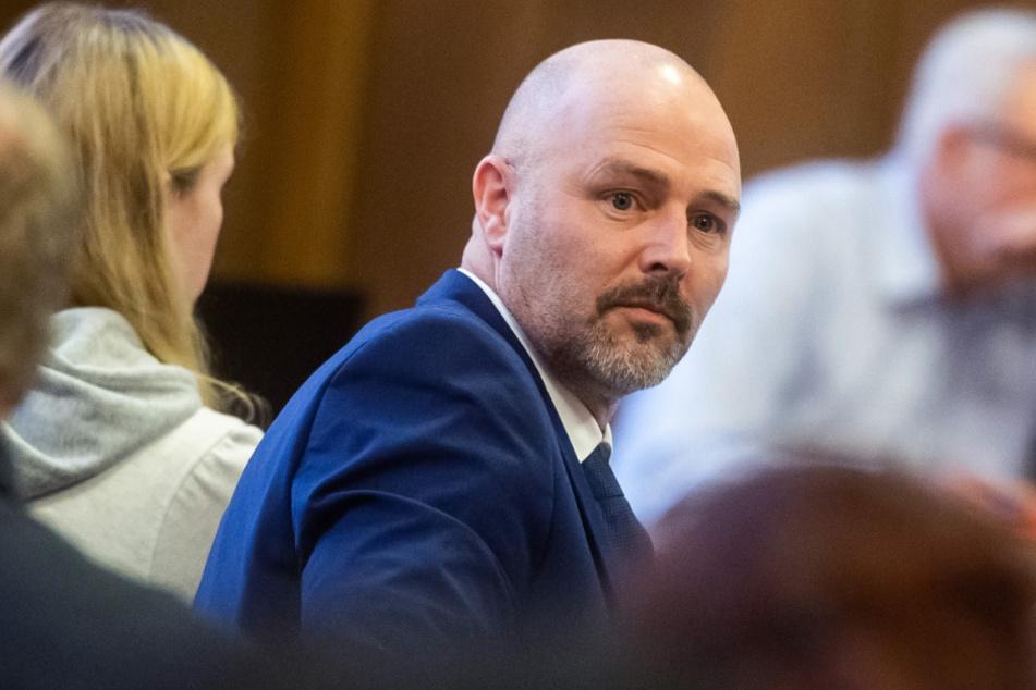 Nico Köhler (44) und seine AfD-Kollegen fordern eine Stadtratssitzung in voller Besetzung.
