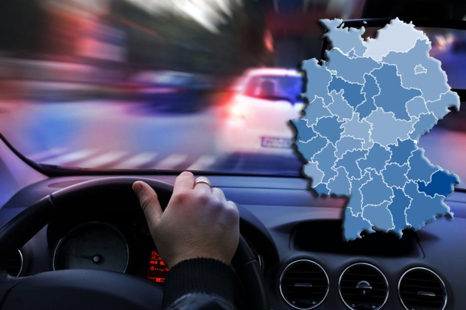Wo leben denn nun die besten Autofahrer? Selbsteinschätzung und Realität weit auseinander!