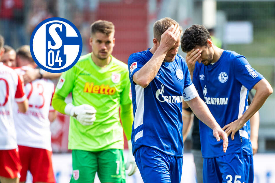 """Schalke-Fans schießen nach 1:4-Packung gegen ihr Team: """"Schämt euch"""" und """"desolate Leistung!"""""""