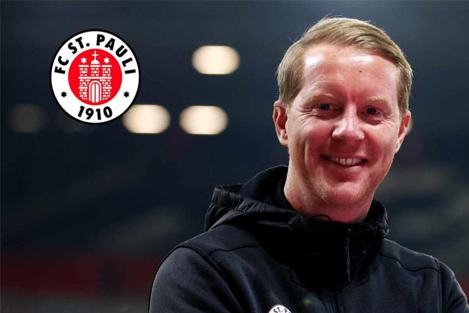 St.-Pauli-Trainer Schultz hat sich entschieden: Dieser Keeper steht gegen Kiel im Tor