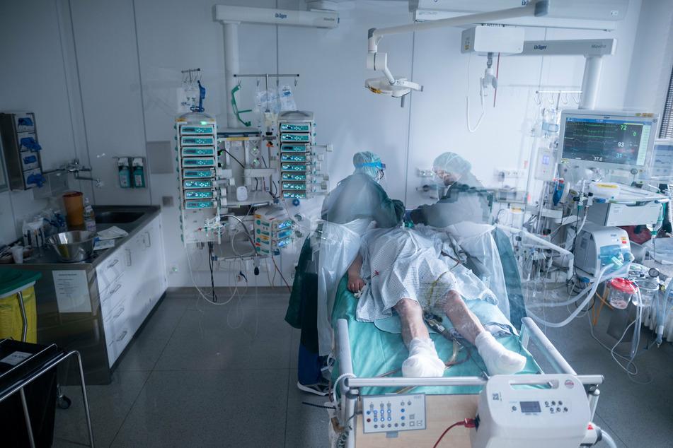 In Thüringen werden derzeit 39 Corona-Patienten auf Intensivstationen behandelt.