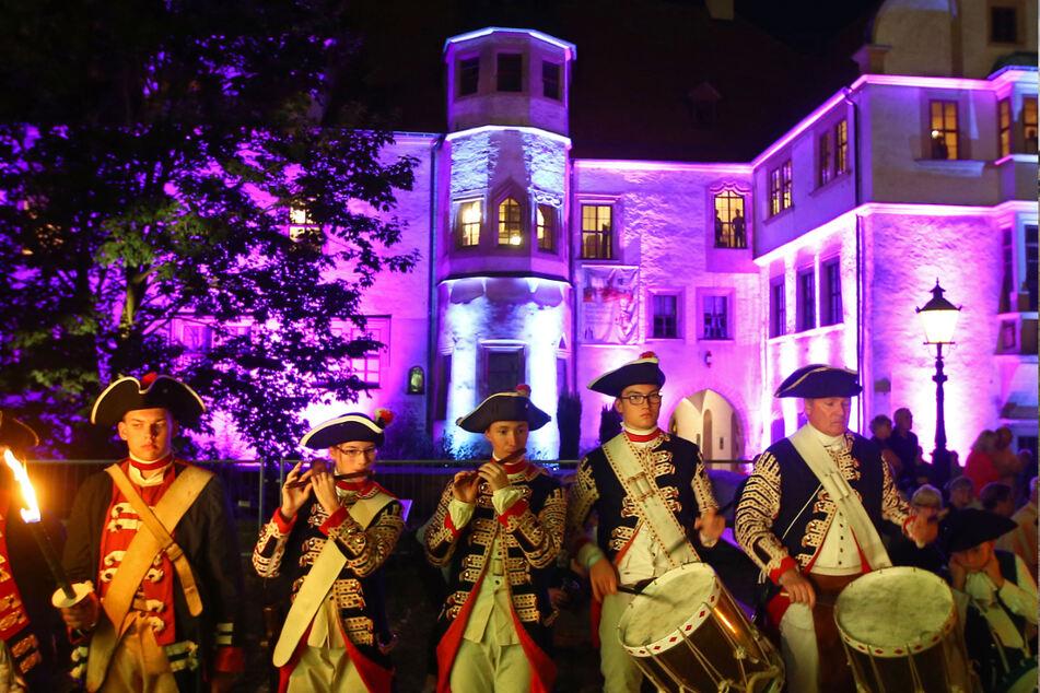 Auch in diesem Jahr bieten die Schlösser Glauchau ein interessantes Programm für ihre Besucher.