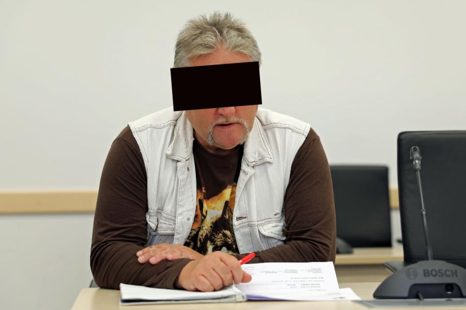 Tom-Uwe H. (54) aus Rostock wurde für sein Vergehen verurteilt.