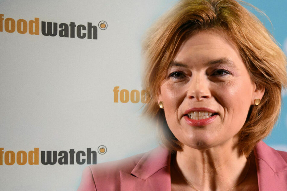 Agrarministerin Klöckner von Foodwatch verklagt: Sie soll Lobbytreffen offenlegen