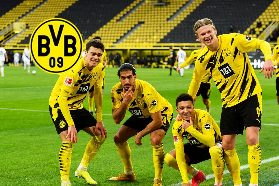 BVB geht gut gerüstet in Kracherwoche: Dortmund endlich wieder im Aufwind!