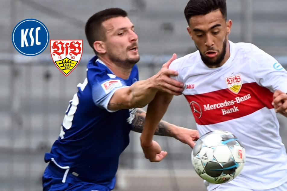 Derby-Blamage! VfB Stuttgart versagt im Duell gegen den Karlsruher SC