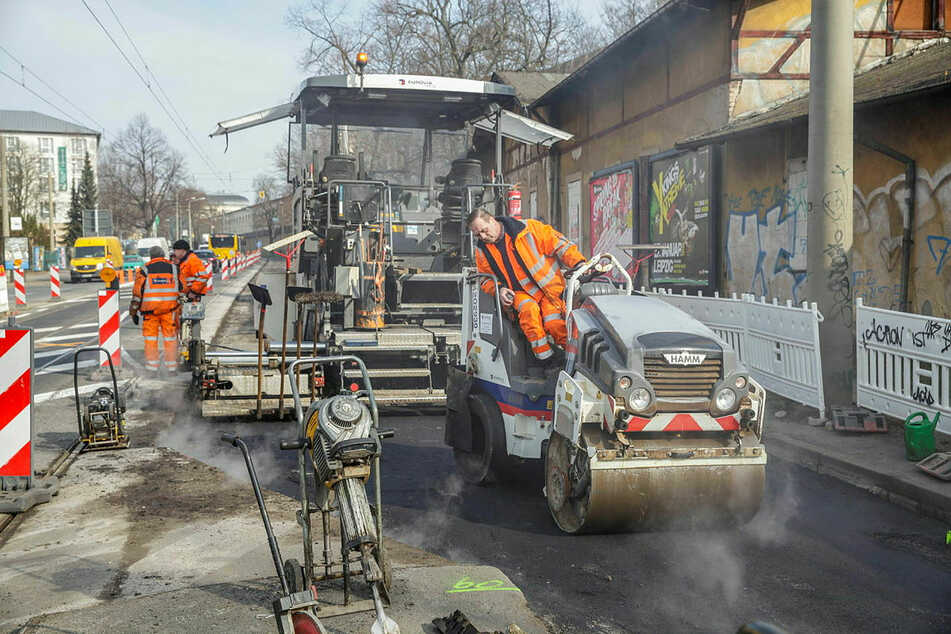 Ohne Fördermittel können Gemeinden ihren Straßenbau nicht finanzieren.