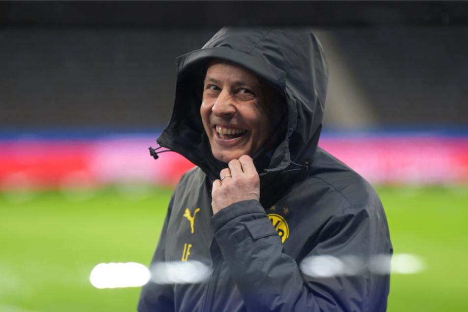 Da wird er lachen können: Mehrere Vereine sollen an Lucien Favre (63) interessiert sein.