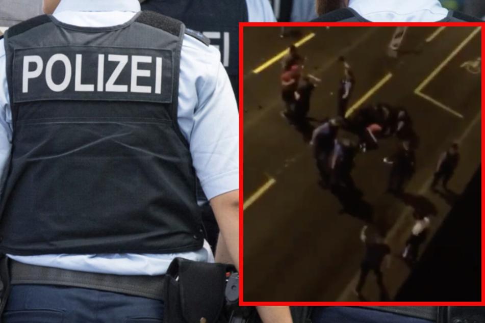 Zweites Video zu Polizei-Gewalt in Frankfurt: Drei Beamte suspendiert