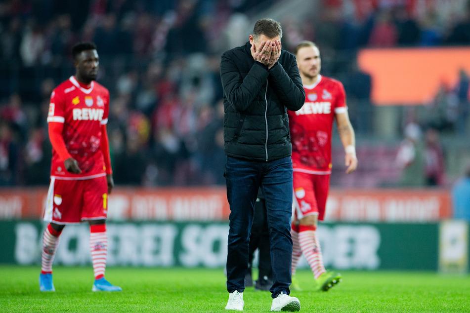 Achim Beierlorzer (53) ist im November 2019 nach nur 13 Spielen beim 1. FC Köln entlassen worden. (Archivfoto)