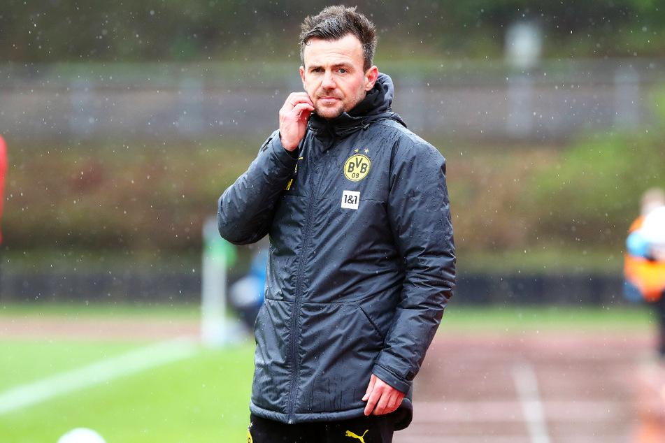 BVB-II-Coach Enrico Maaßen (37) gilt nicht mehr nur Experten als großes Trainertalent.