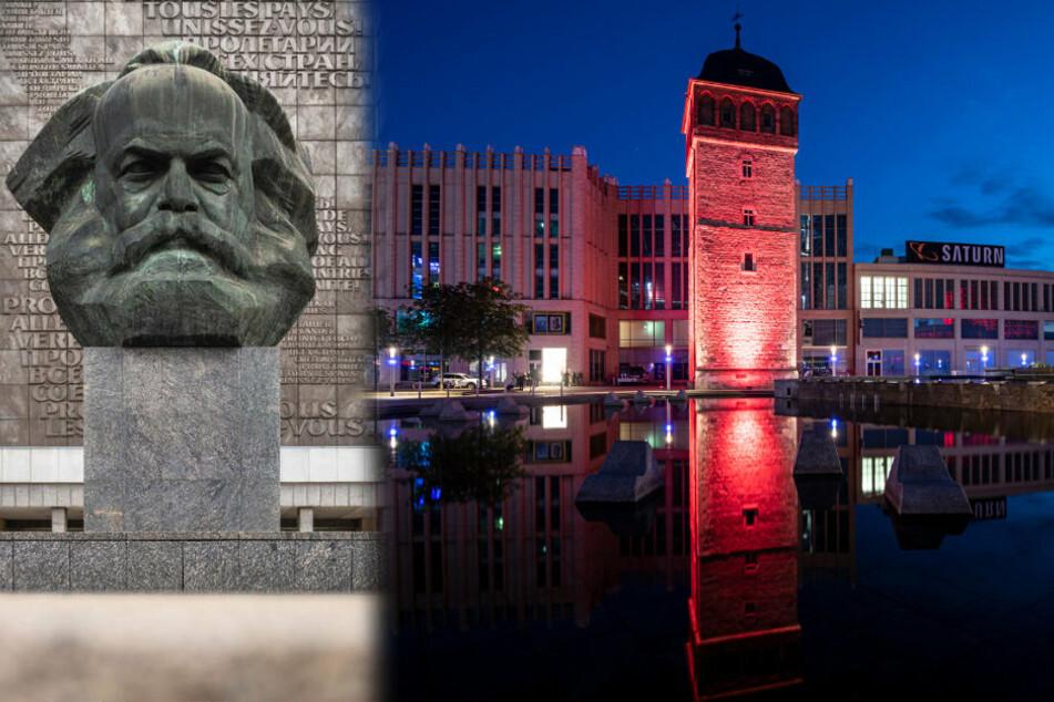 Night of Light: Darum durfte der Nischel nicht rot leuchten