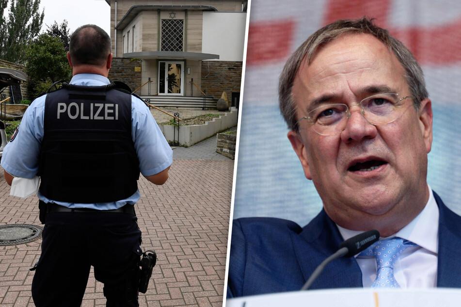 """Armin Laschet warnt nach Polizei-Einsatz in Hagen: """"Terror wieder reale Gefahr"""""""