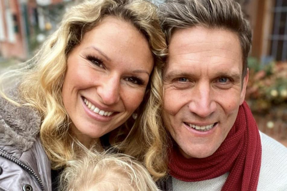 Janni Hönscheid und Peer Kusmagk haben mittlerweile schon zwei Kinder zusammen.