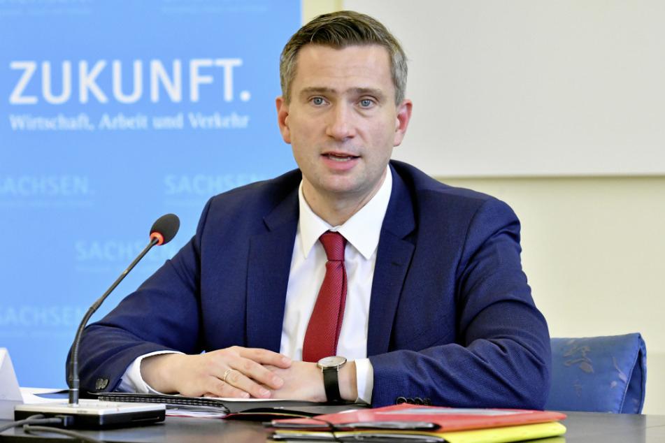 Wirtschaftsminister Martin Dulig (46, SPD) verspricht Hilfe.