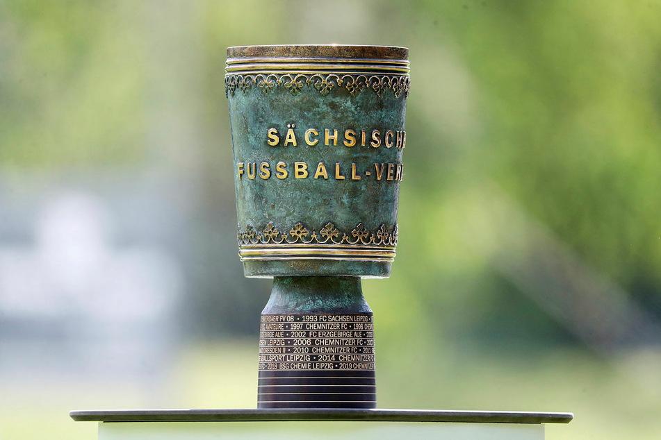Die 3. Runde des Sachsenpokals wurde ausgelost.