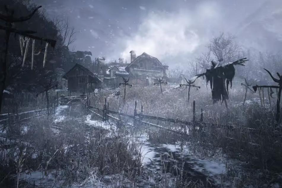 Ein Leckerbissen für Horror-Fans: Resident Evil Village.