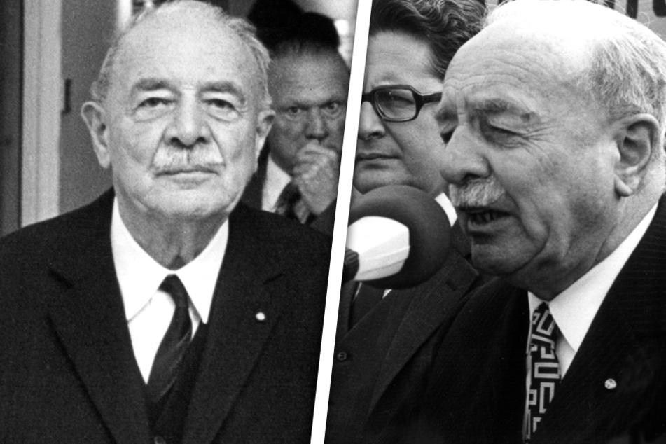München: Wilhelm Hoegner: Gegen Hitler und dessen Schergen, Verfassungs-Vater und SPD-MP