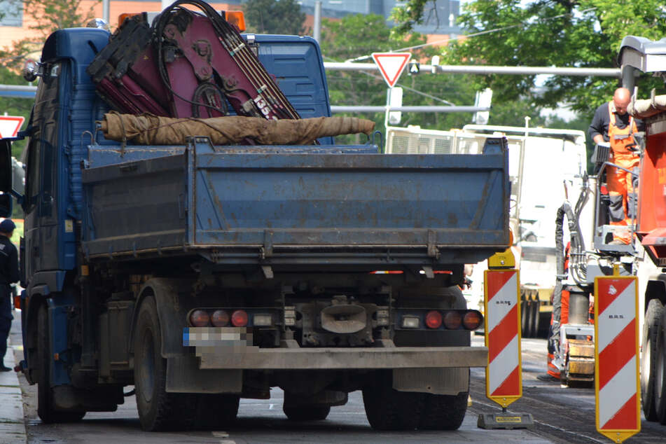 "Großbaustelle Oststraße: ""Eine weitere Selbstmordstrecke in Leipzig"""