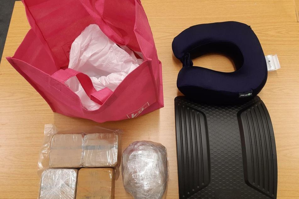 Polizei macht großen Fund: Rosafarbene Tasche prall gefüllt!