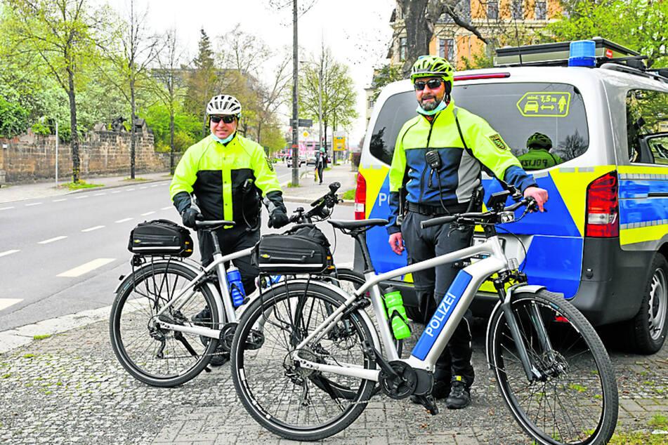 Dresden: Kontroll-Aktion in Dresden: Mehrere Autofahrer mit Verstößen