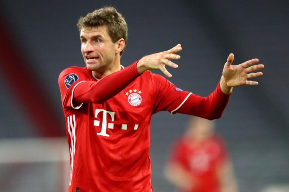 Thomas Müller hält die Reise nach Russland für unbedenklich.