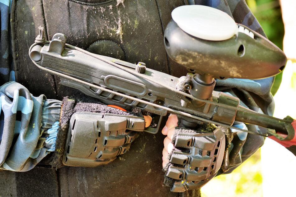 Postboten mit Paintball-Gewehr beschossen