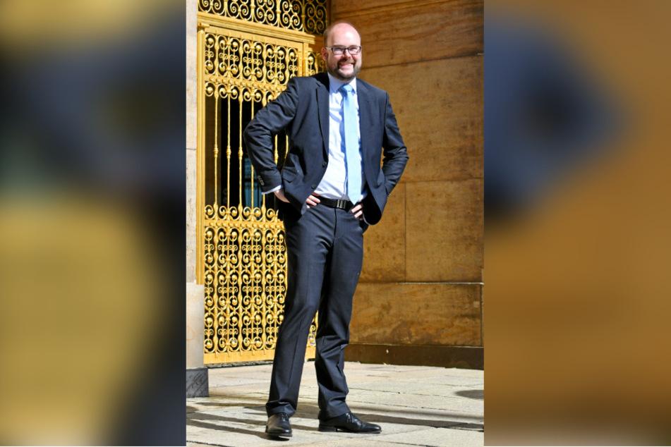 Kultusminister Christian Piwarz (45)