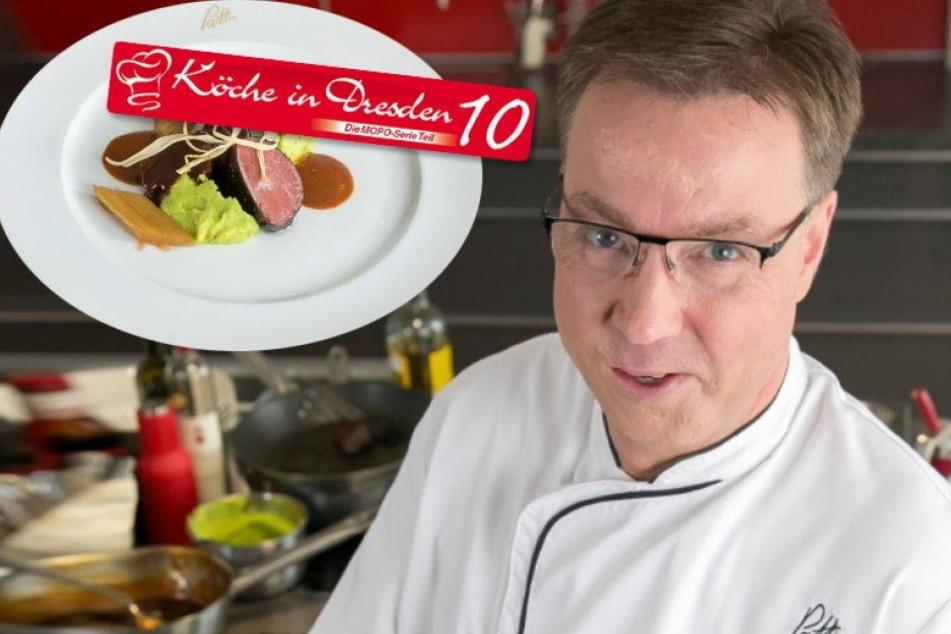 Mario Pattis ist Dresdens heimlicher Gourmet-Papst