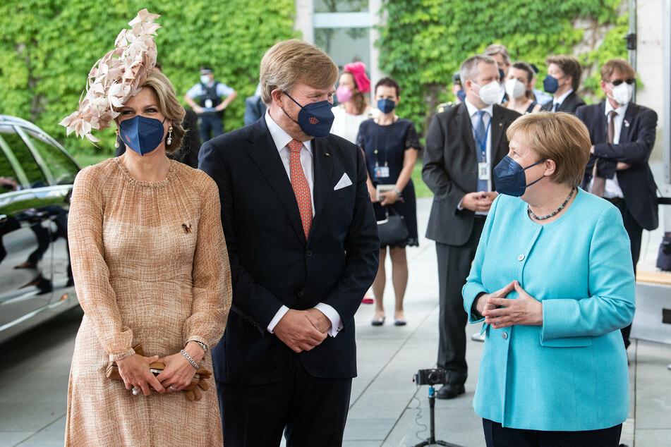 Berlin: Niederländische Royals sind nochmals in Berlin unterwegs