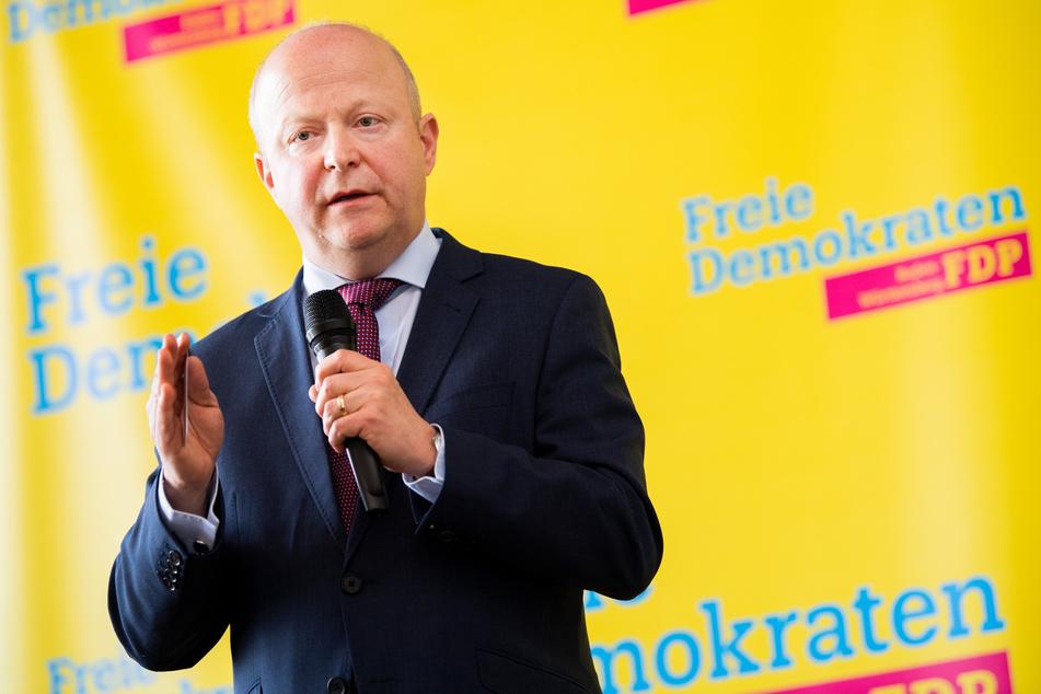 Michael Theurer, Landesvorsitzender der FDP Baden-Württemberg und stellvertretender Fraktionsvorsitzender der FDP-Bundestagsfraktion.
