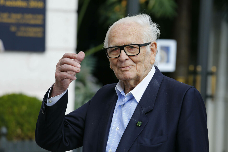 French fashion designer Pierre Cardin dies at 98