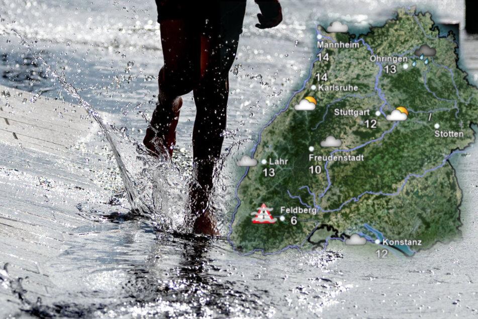 Mit diesem Wetter müsst Ihr in Baden-Württemberg rechnen